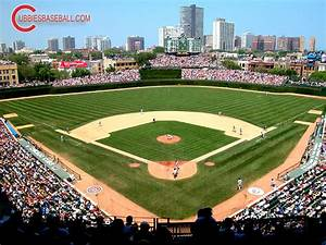 Wrigley Field HD Wallpaper - WallpaperSafari
