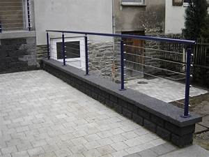 Geländer Mit Seil : gel nder mit seil metallbau raschke ~ Markanthonyermac.com Haus und Dekorationen