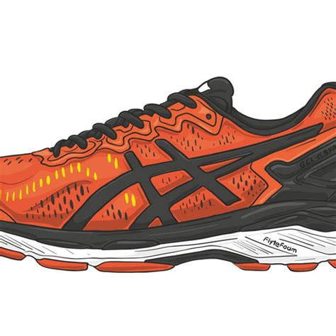 The History of the ASICS GEL-KAYANO   Sneakers Magazine