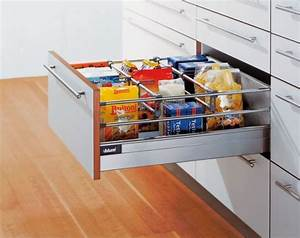Optimise Kitchen Storage With The Right Channel And Basket