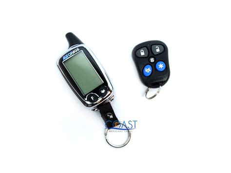 Autopage C3 Rs 730 2 Way 4 Channel Lcd Car Remote Start