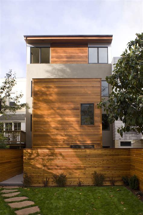 wood fence ideas exterior midcentury  autumn leaves
