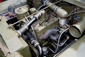 Armorama    Willys Jeep Engine