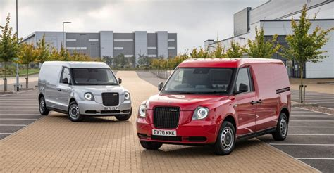 London Electric Vehicle Company launches taxi-based VN5 ...