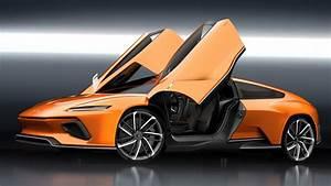 Italdesign GT Zero Electric Geneva Auto Show 2016