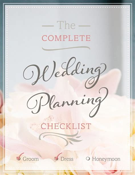 planning a wedding wedding planning checklist free wedding checklist magnetstreet weddings