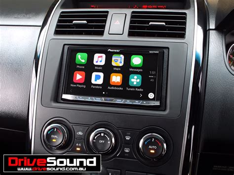 mazda apple carplay mazda cx 9 with apple carplay installed by drivesound