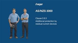 As  Nzs 3000 2018 Wiring Rules For New Residential