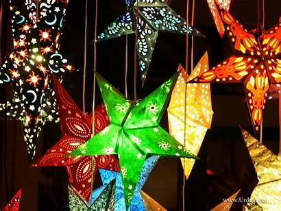 Christmas Star Wallpapers Spirit Holiday Stars Lights