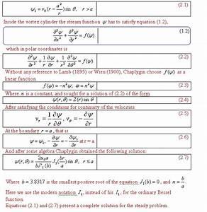 polarization - coordinate change differential equation ...