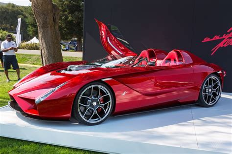 America's Most Important Luxury Car Show  The Verge