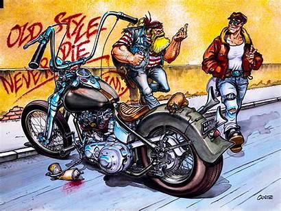 Mann Biker David Coyote Bd Motorcycle Wallpapers