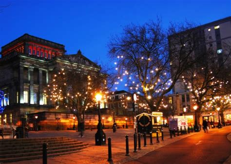 the best christmas markets in lancashire and the lake