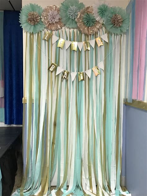 Cheap Diy Backdrop by Easy Photo Booth Backdrop Made From Plastic Table