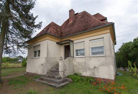 Klosterfelde Bei Wandlitz Sanierungsbedürftiges Efh In