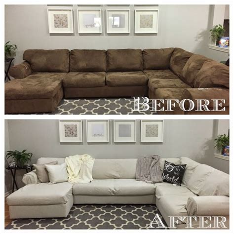 custom made l shaped sofa sofa with chaise slipcover custom made slipcovers for