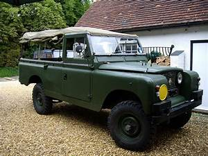 U0026 39 Trigger U0026 39  The Series Iia 109 Land Rover