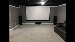 New Home Theater System