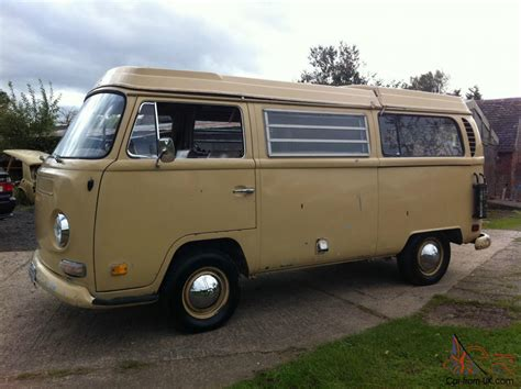 Vw Volkswagen Camper Westfalia Type 2 1970 California Import
