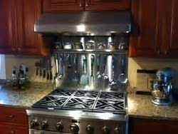 kitchen backsplash  counter tops copper stainless