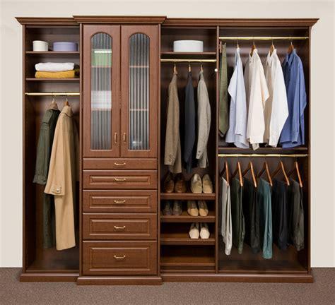 reach in closet design ideas
