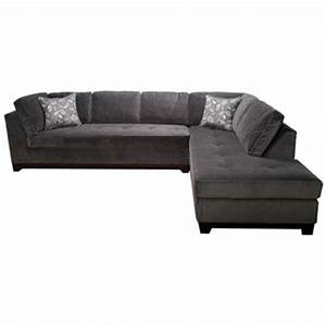 bauhaus 536a contemporary 2 piece sectional with chaise With bauhaus 3 piece sectional sofa