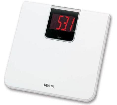 buy tanita digital bathroom scales with large led