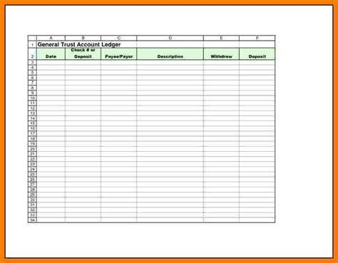 11 ledger sheet pdf ledger review