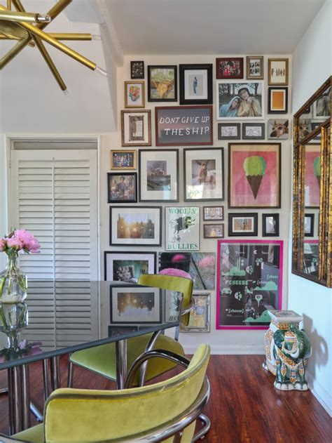 wall art collage houzz