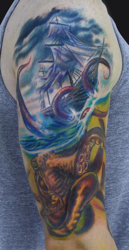 kraken tattoos designs ideas  meaning tattoos