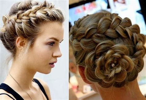 ideas for hair styles unique updo hairstyles unique bun hairstyles hairstyles