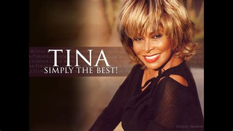 Tina Turner Simply The Best by Tina Turner Simply The Best Original Version