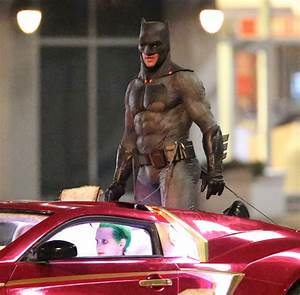 Batman Suicid Squad : batman the joker stunt doubles feature in new suicide squad photos ~ Medecine-chirurgie-esthetiques.com Avis de Voitures