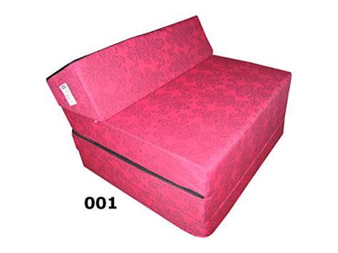 spzoo matelas d appoint pliable en fauteuil