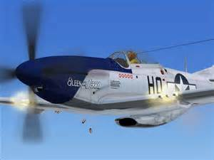 Mustang Light Bar by North American P 51d Mustang V1 1 For Fsx