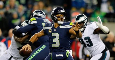seahawks road game  eagles     booted