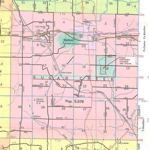 Townships in Wayne County, Ohio