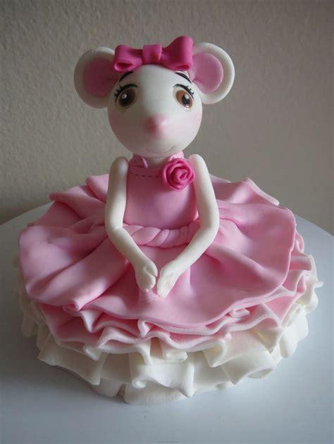 angelina ballerina ideas  pinterest mouse