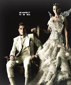 Jennifer Lawrence & Josh Hutcherson images Peeta & Katniss ...