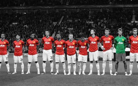 Manchester United Windows 10 Theme - themepack.me