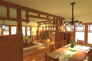arts and crafts homes interiors photo