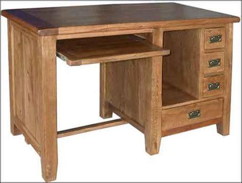 long computer desk plans  woodworking