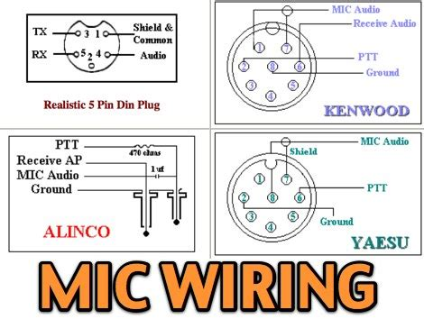 11 most popular mic wiring diagrams resource detail the dxzone