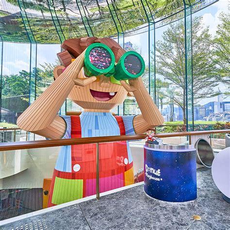 musea donut playhouse   interactive