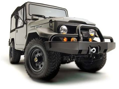 recreating a classic suv the tlc icon 4 x 4 picture 141554 car news top speed