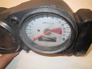 Meters Gauges Speedo Tach Suzuki Gsxr600 Gsxr 600 96 00