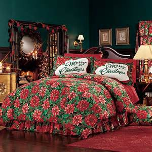 amazon com christmas bedding set 4pc comforter set full bed