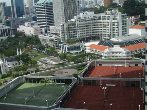 Hotel Front Office Manager Salary Singapore by Concierge Desk Picture Of Fairmont Singapore Singapore