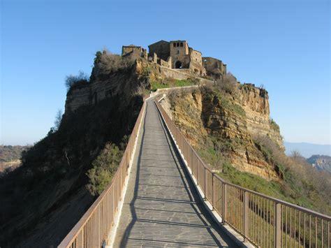 Ufficio Sta Regione Toscana Frane Continue Civita Di Bagnoregio La Quot Citt 224 Muore