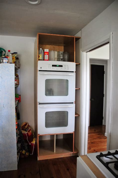 double wall oven cabinet double wall oven double wall oven cabinet